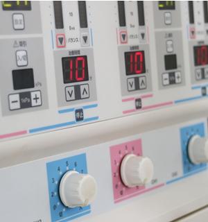 ふくろう鍼灸整骨院の「電気治療 」のイメージ画像